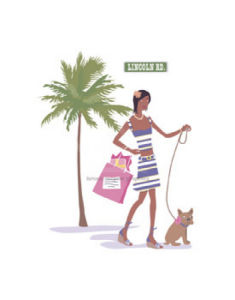 Miami Miss by Edwin Joseph Lowe