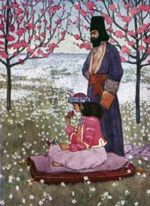 Rubaiyat of Omar Khayyam by Gilbert James