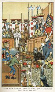 Alice in Wonderland by William H. Walker