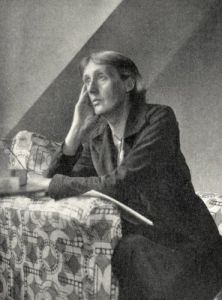 Virginia Woolf by Anonymous