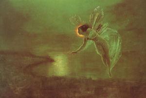 Spirit of the Night by John Atkinson Grimshaw
