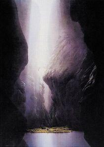 Fluchtpunkt by Hans-Werner Sahm