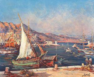 Monaco by M. Barle