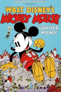 Gulliver Mickey by Disney