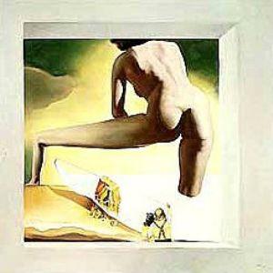 Soulevaut by Salvador Dali
