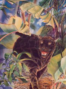 Black Jaguar by Joan Hansen