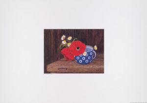 Mohn und Margeriten by Heide Dahl