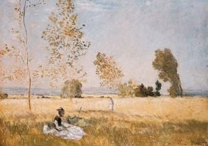 Summer by Claude Monet
