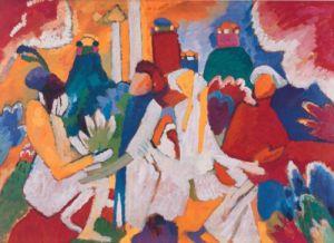 Orientalisches by Wassily Kandinsky