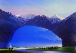 Reise ins Licht by Hans-Werner Sahm