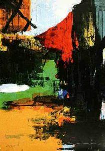Walk On II (2001) by Sergej Sviatchenko