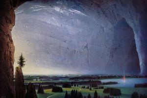 Ruhepol by Hans-Werner Sahm