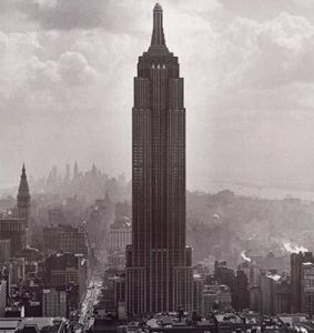 Empire State Building by Anonymous