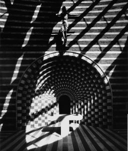 Kirche in Mogno, Vallemaggia by Mario Botta