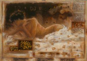 Aphrodite I by Peter Nixon