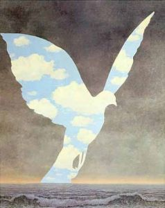 The Family by Rene Magritte