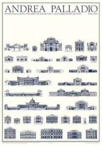 Planned and Unfinished Buldings by Andrea Palladio