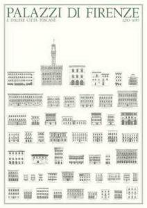 Florence - Palazzi di Firenze by Architekturplakate