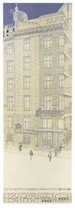 Postsparkasse Wien by Otto Wagner