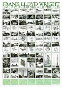 Buildings and Projects by Frank Lloyd Wright