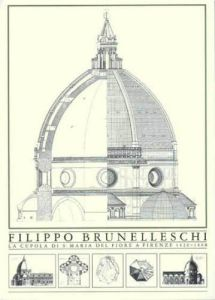 Duomo, Florence by Filippo Brunelleschi