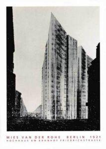 Hochhaus Friedrichstraße by Mies Van Der Rohe
