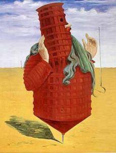 Ubu, 1923 by Max Ernst