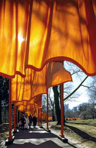 The Gates, Foto 51 von Wolfgang Volz by Javacheff Christo