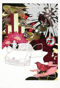 Butterfly Effect I by Trine Boesen