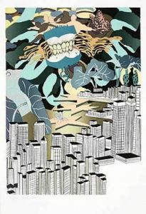 Butterfly Effect II by Trine Boesen