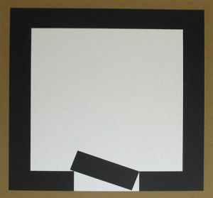 Ohne Titel 1 by Erwin Heerich