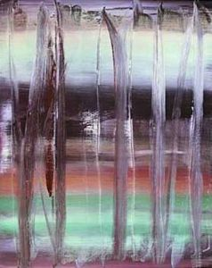 Abstraktes Bild 753-9, 1992 by Gerhard Richter