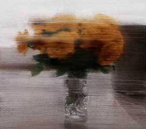Rosen by Gerhard Richter