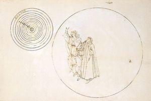 Paradiso II by Sandro Botticelli