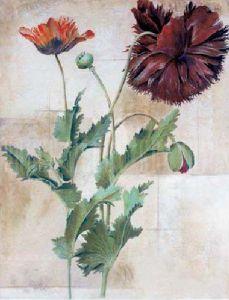Poet Florals by Dennis Carney