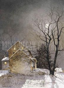 Working Late by Ray Hendershot