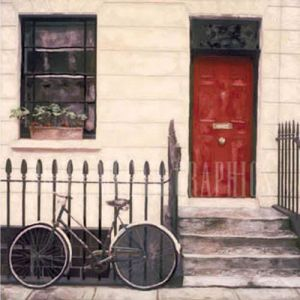 Bicycle Suite- London by Ernesto Rodriguez
