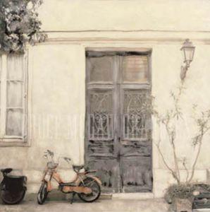 Le Visite by Ernesto Rodriguez