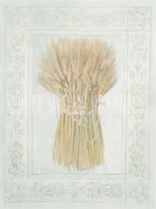 Wheat Hugs by R. Graves