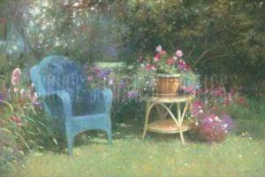 Garden Corner by Allan Myndzak