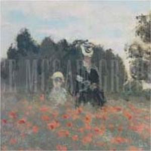 Coquelicots, Environs II by Claude Monet