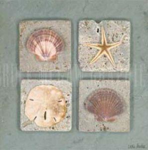 Tidal Treasures I by Leslie Mueller