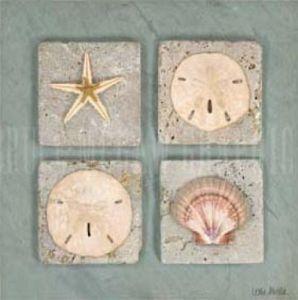 Tidal Treasures II by Leslie Mueller