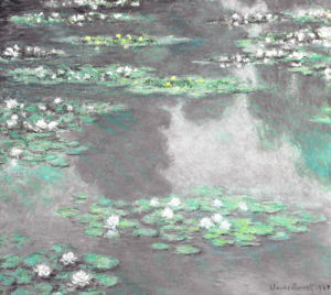 Water Lilies (I), 1905 by Claude Monet