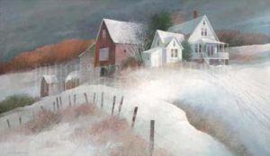 Shaker Mill Farm by Albert Swayhoover