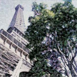 The Eiffel by Ernesto Rodriguez