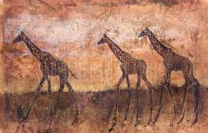 African Savannah II by Marta Wiley