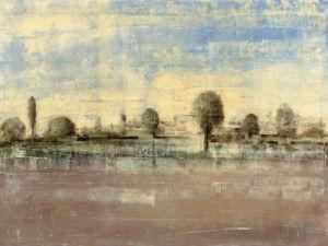 Toscano Landscape by Luis Parra