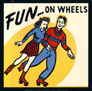 Fun...On Wheels by Retro Series