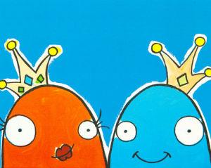 Prince and Princess by Bataclan